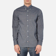Tommy Hilfiger Men's Brad Checked Shirt - Arrow Wood