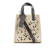 KENZO Women's Essentials Mini Tote Bag - Gold