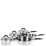 Swan Pan Set - Stainless Steel (5 Piece)