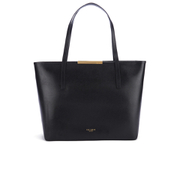 Ted Baker Women's Kaci Zip Top Large Shopper Tote - Black