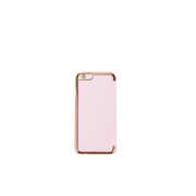 Ted Baker Women's Shannon iPhone 6 Folded Case with Mirror - Nude Pink