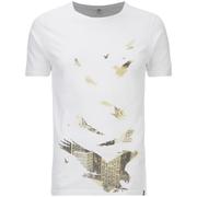 Smith & Jones Men's Dodecastle T-Shirt - White