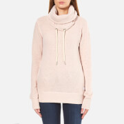 Superdry Women's Nordic Funnel Neck Jumper - Nordic Pink Marl