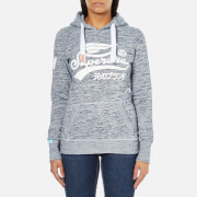 Superdry Women's Highflyers Hoody - Eclipse Navy Twist