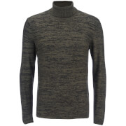 Produkt Men's Roll Neck Jumper - Forest Night