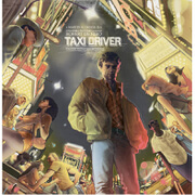 Taxi Driver The Original Soundtrack (2LP) - Yellow Vinyl