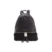 MICHAEL MICHAEL KORS Women's Small Fur Backpack - Black