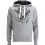 Tokyo Laundry Men's Redwater Hoody - Mid Grey Marl