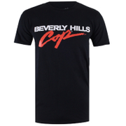 Beverly Hills Cop Men's Logo T-Shirt - Black
