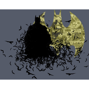 Caped Crusader Batman Comic Book Inspired Art Print - 14
