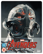 Avengers: Age Of Ultron 3D (Includes 2D Version) - Zavvi Exclusive Lenticular Edition Steelbook
