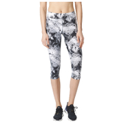 adidas Women's PR 3/4 Running Tights - Black/White