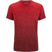 adidas Men's Gradient Training T-Shirt - Red