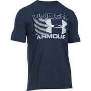 Under Armour Men's Stack Attack Short Sleeve T-Shirt - Midnight Navy