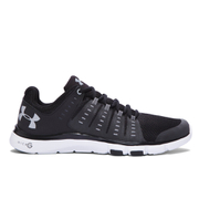 Under Armour Men's Micro G Limitless 2 Training Shoes - Black/White