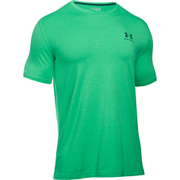 Under Armour Men's Sportstyle Left Chest Logo T-Shirt - Boost/Nova Teal