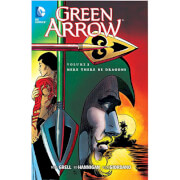 Green Arrow: Here There Be Dragons - Volume 2 Graphic Novel