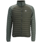 Haglofs Men's Essens Mimic Jacket - Beluga/Lite Beluga
