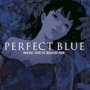 Perfect Blue OST Vinyl - Zavvi Exclusive Clear Vinyl (Limited to 500 Copies Only)