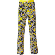 Minions Men's Character Print Lounge Pants - Yellow