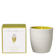 Harlequin Limosa Fougere and Vetivert Reed Tumbler Candle