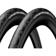 Continental Grand Prix 4000S II Clincher Tyre Twin Pack
