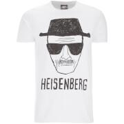 Breaking Bad Men's Heisenberg T-Shirt - White