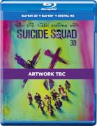 Suicide Squad 3D (Includes 2D Version)