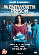 Wentworth Prison: Season 1-4