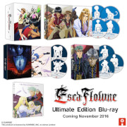 Escaflowne - Ultimate Edition