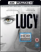 Lucy - 4K Ultra HD (Inklusive UltraViolet Copy)