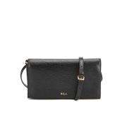 Lauren Ralph Lauren Women's Newbury Multi Cross Body Bag - Black