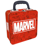 Marvel Embossed Tin