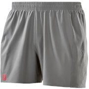 "Skins Plus Men's Attrex 4"""" Shorts - Pewter"