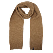 Selected Homme Men's Grit Scarf - Otter