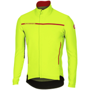 Castelli Perfetto Jacket - Yellow Fluro