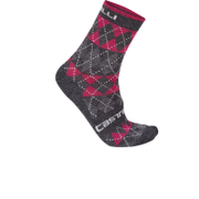 Castelli Diverso Cycling Socks - Grey