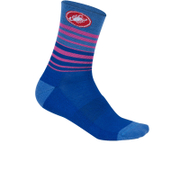 Castelli Righina 13 Cycling Socks - Blue