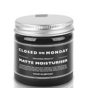 Closed on Monday Matte Moisturiser 60ml