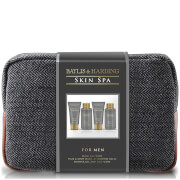 Baylis & Harding Skin Spa Amber & Sandalwood Wash Bag Gift Set