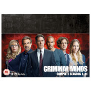 Criminal Minds Seasons 1-11