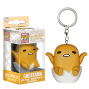 Gudetama Pocket Pop! Key Chain