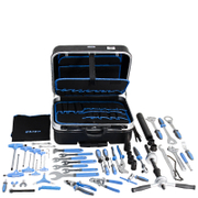 Unior Pro Bike Tool Kit with Case - 50 Pieces