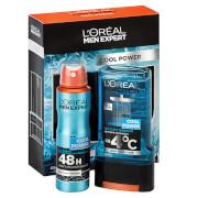 L'Oréal Paris Men Expert Cool Power Gift Set