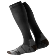 Skins Essentials Men's Active Compression Socks - Black/Pewter