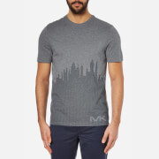 Michael Kors Men's Sky View Graphic T-Shirt - Heather Grey