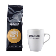 Beanies Premium French Vanilla Roast Coffee