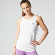 Myprotein Dames Core Tie Back Top - Wit