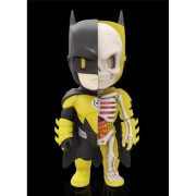 DC Comics XXRAY Figure Wave 5 Batman Yellow Lantern 10 cm
