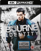 The Bourne Identity - 4K Ultra HD